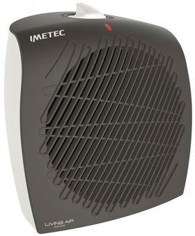 TERMOVENTILATORE IMETEC LIVINGAIR C4-100 4017G Bianco-nero IM4017G          Imetec
